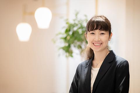 総務職 2010年入社山田